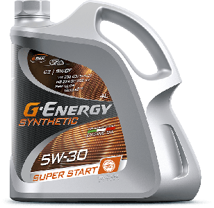 G-Energy Synthetic Super Start 5W-30
